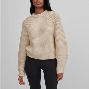 Bershka Rib Knit Sweater